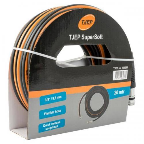"TJEP SuperSoft-Schlauch 3/8"", 20 m"
