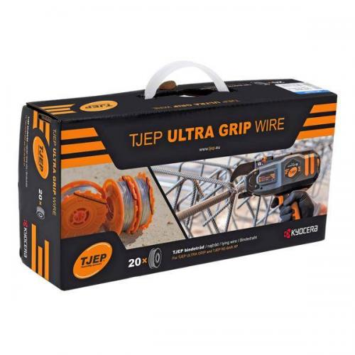 TJEP WIRE ULTRA GRIP Bindedraht 20 Rollen