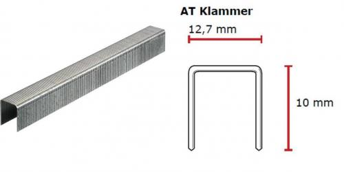 SENCO AT-Klammer 10 mm verzinkt CP C -Pack AT06BAAP